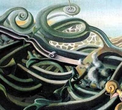 Homenaje a la Facción Surrealista de Tenerife 80 años después