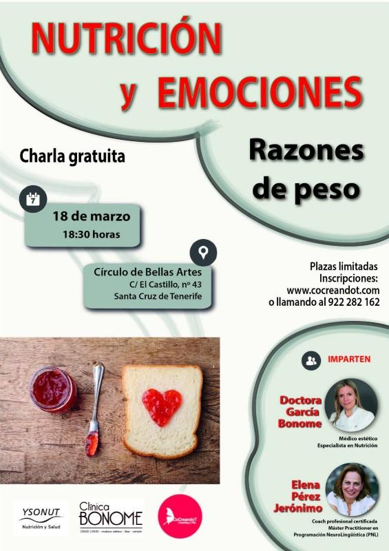 CoCreandoT Nutrición y Emociones