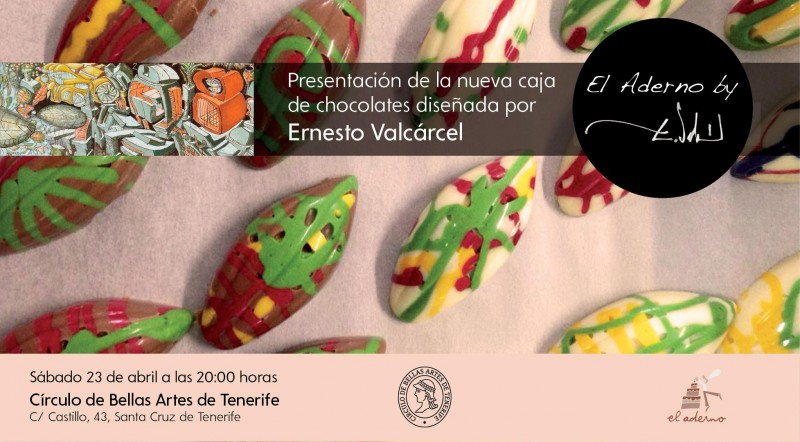 Aderno_Ernesto valcalcel_Círculo Bellas Artes