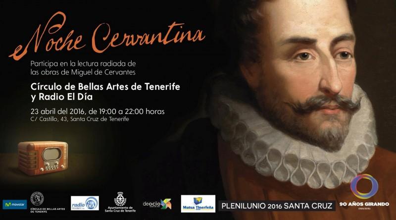 Noche Cervantina Círculo Bellas Artes copia