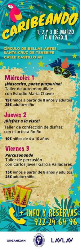talleres carnaval