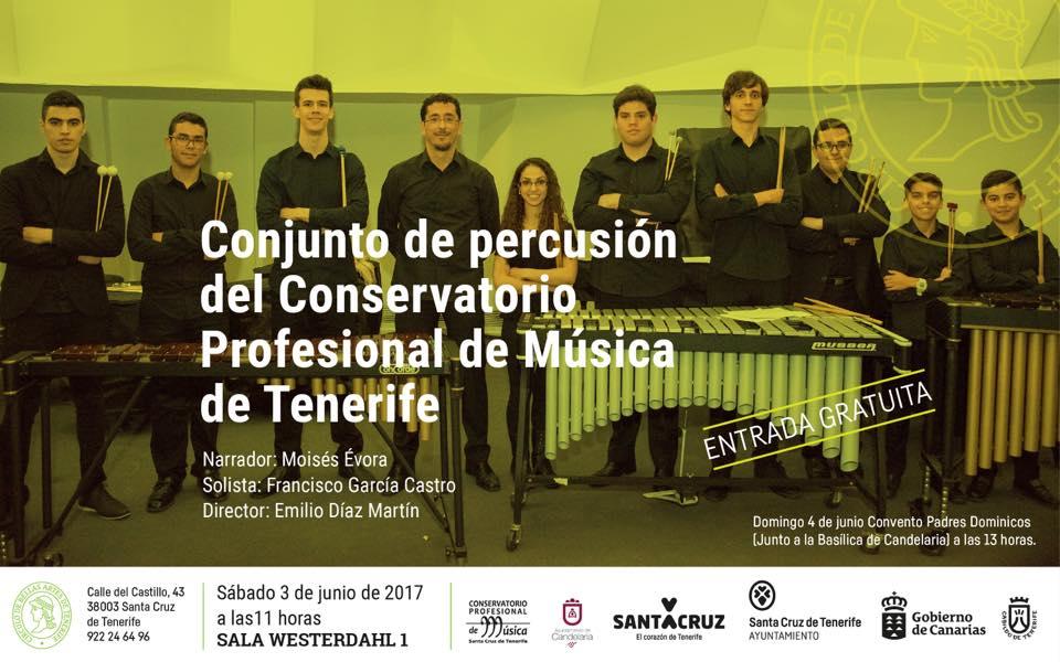 Conservatorio profesional de m sica de tenerife circulo for Conservatorio de musica