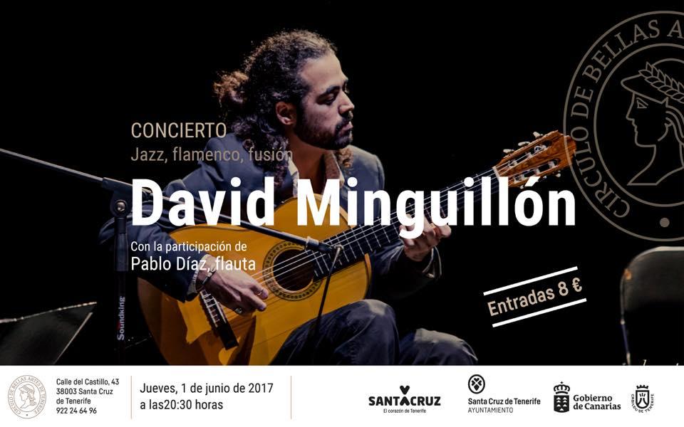concierto david minguillon