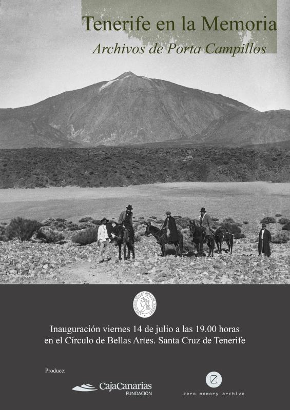 Cartel A3 Tenerife en la Memoria OK